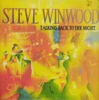 Gramofonska ploča Steve Winwood Talking Back To The Night LSI 11023, stanje ploče je 9/10