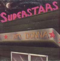 Gramofonska ploča Superstars Superstars On Donna 2221551, stanje ploče je 9/10