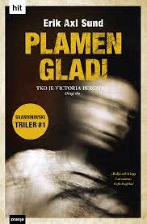 Plamen gladi - tko je Victoria Bergman, drugi dio Sund Erik Axl meki uvez