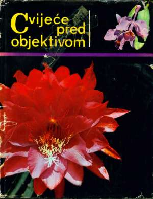 Cvijeće pred objektivom Anna Jankowska tvrdi uvez