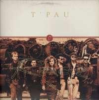 Gramofonska ploča T'Pau Rage LSSRN 73279, stanje ploče je 10/10