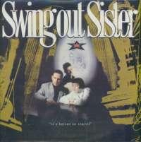 Gramofonska ploča Swing Out Sister It's Better To Travel 2420538, stanje ploče je 10/10