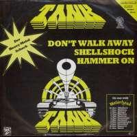 Gramofonska ploča Tank Don't Walk Away / Shellshock / Hammer On 0934.008, stanje ploče je 10/10