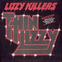 Gramofonska ploča Thin Lizzy Lizzy Killers 6359 060, stanje ploče je 8/10
