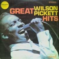 Gramofonska ploča Wilson Pickett Great Wilson Pickett Hits SW 672, stanje ploče je 10/10