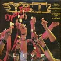 Gramofonska ploča Y & T Open Fire 2223040, stanje ploče je 10/10
