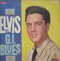 Gramofonska ploča Elvis Presley G.I. Blues LSP 2256, stanje ploče je 7/10