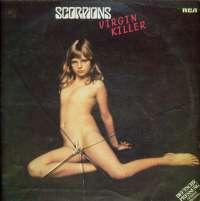 Gramofonska ploča Scorpions Virgin Killer PPL 1-4225, stanje ploče je 9/10