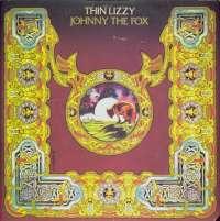 Gramofonska ploča Thin Lizzy Johnny The Fox SRM 1-1119, stanje ploče je 8/10