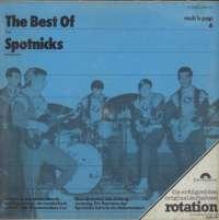 Gramofonska ploča Spotnicks Best Of The Spotnicks 2428 302, stanje ploče je 8/10
