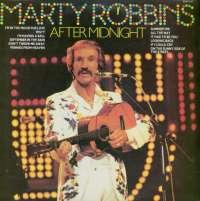 Gramofonska ploča Marty Robbins After Midnight SHM 3197, stanje ploče je 10/10