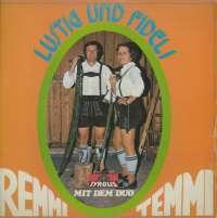 Gramofonska ploča Lustig Und Fidel Mit Dem Duo Remmi Temmi LP 1487, stanje ploče je 8/10