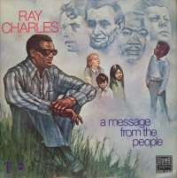 Gramofonska ploča Ray Charles A Message From The People LSPRO 70521, stanje ploče je 10/10