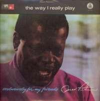 Gramofonska ploča Oscar Peterson Exclusively For My Friends - The Way I Really Play LPV 4334, stanje ploče je 8/10