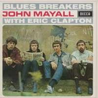 Gramofonska ploča John Mayall With Eric Clapton Blues Breakers 6.30122-02, stanje ploče je 10/10