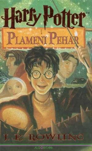 Harry Potter i plameni pehar Rowling J. K. tvrdi uvez