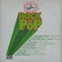 Gramofonska ploča Razni Izvođači (Rock N Pop) Rock N Pop ATL 20 053, stanje ploče je 10/10