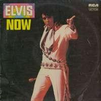 Gramofonska ploča Elvis Presley Elvis Now SF 8266, stanje ploče je 7/10