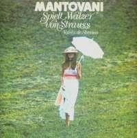 Gramofonska ploča Mantovani Mantovani Spielt Walzer Von Strauss(Valses De Strauss) EL 12206, stanje ploče je 10/10