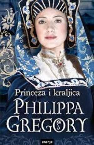 Princeza i kraljica Gregory Philippa meki uvez