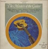 Masters Of The Guitar Andres Segovia / Carlos Montoya / Laurindo Almeida / Manitas De Plata / Alirio Diaz / John Williams / Narciso Yepes / Sabicas kožni uvez