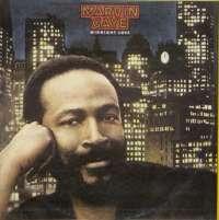 Gramofonska ploča Marvin Gaye Midnight Love CBS 85977, stanje ploče je 10/10