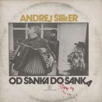 Gramofonska ploča Andrej Šifrer Od Šanka Do Šanka LD 0551, stanje ploče je 10/10