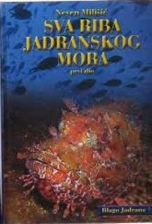 Sva riba jadranskog mora Neven Milišić tvrdi uvez