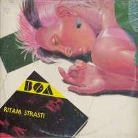 Gramofonska ploča Boa Ritam Strasti LP 390, stanje ploče je 10/10