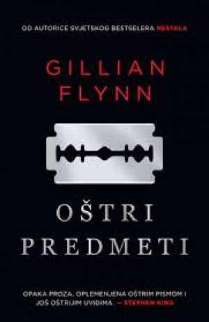 Oštri predmeti Flynn Gillian meki uvez