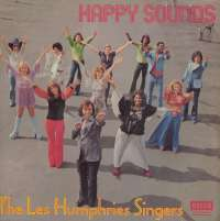 Gramofonska ploča Les Humphries Singers Happy Sounds 62836, stanje ploče je 6/10