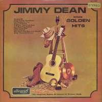 Gramofonska ploča Jimmy Dean Jimmy Dean Sings Golden Hits ALL 849, stanje ploče je 8/10