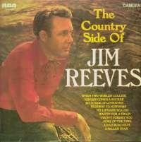 Gramofonska ploča Jim Reeves Country Side Of Jim Reeves CAS 110, stanje ploče je 9/10