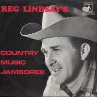 Gramofonska ploča Reg Lindsay Country Music Jamboree SRA 250 004, stanje ploče je 9/10