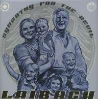Gramofonska ploča Laibach Sympathy For The Devil LL 1753, stanje ploče je 10/10