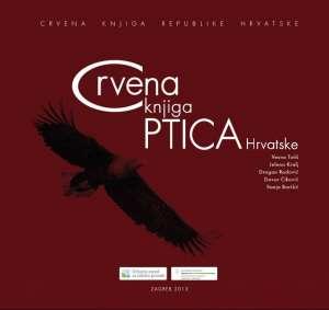 Crvena knjiga ugroženih ptica Hrvatske G.A. tvrdi uvez