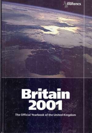 Britain 2001 S.a. tvrdi uvez