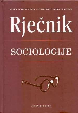 N. Abercrombie, S. Hill, B. S Turner - Rječnik sociologije