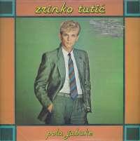 Gramofonska ploča Zrinko Tutić Pola Jabuke LSY 63214, stanje ploče je 9/10