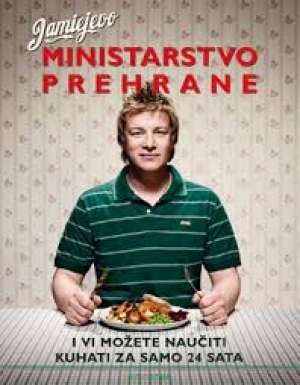 Jamiejevo ministarstvo prehrane Jamie Oliver tvrdi uvez