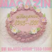 Gramofonska ploča Magazin Svi Najveći Hitovi 1983-1990 LP-6-2 2 02848 1, stanje ploče je 10/10