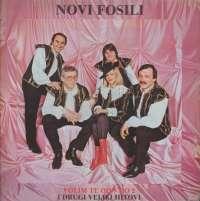 Novi Fosili - Volim Te Od 9 Do 2 I Ostali Veliki Hitovi - LSY 61804