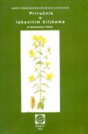 Priručnik o lekovitim biljkama za farmaceute i lekare S.a. meki uvez