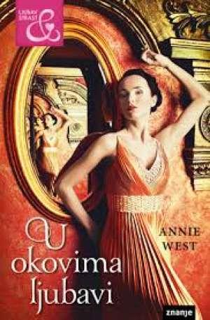 U okovima ljubavi West Annie meki uvez