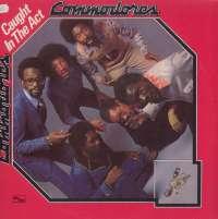 Gramofonska ploča Commodores Caught In The Act 1C 062-96 418, stanje ploče je 10/10