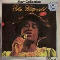 Gramofonska ploča Ella Fitzgerald Star-Collection MID 24 008, stanje ploče je 7/10