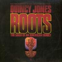 Gramofonska ploča Quincy Jones Roots: The Saga Of An American Family LP 5937, stanje ploče je 10/10