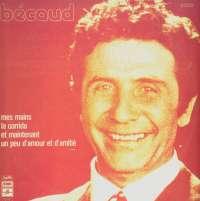 Gramofonska ploča Gilbert Becaud Becaud LSPM 75025/6, stanje ploče je 10/10