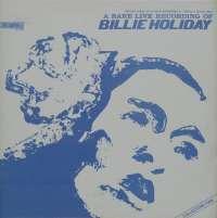 Gramofonska ploča Billie Holiday A Rare Live Recording 2221764, stanje ploče je 10/10