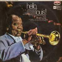 Gramofonska ploča Louis Armstrong Hello, Louis! LPV 5302, stanje ploče je 9/10